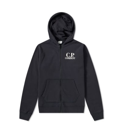 C.P. Company Undersixteen Zip Through Goggle Hoody