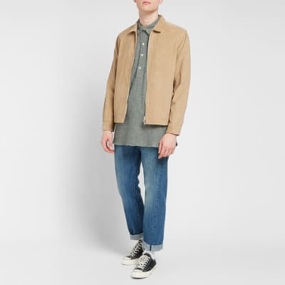 Levi's Vintage Clothing Popover Shirt