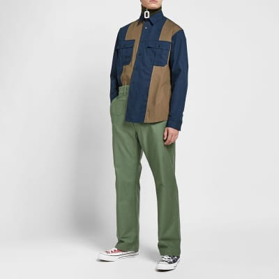 JW Anderson Stripe Overshirt