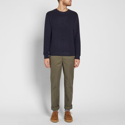 A.P.C. Bobby Mix Crew Knit