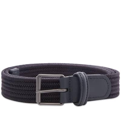 Anderson's Slim Woven Textile Belt