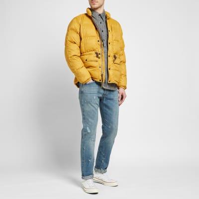 RRL Puffer Jacket