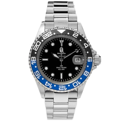 A Bathing Ape Type 2 Bapex Watch