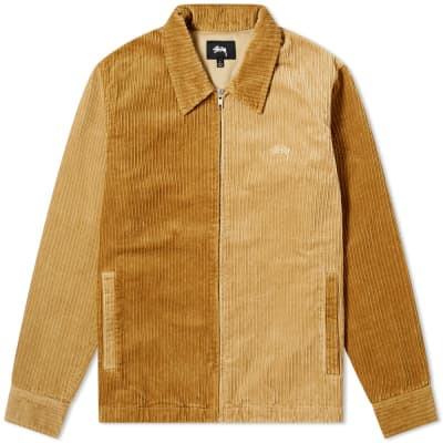 Stussy Mix Up Cord Jacket