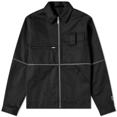 Heron Preston Worker Coach Jacket