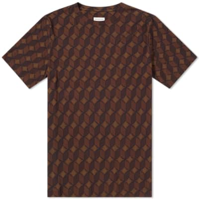 Dries Van Noten Hub Print Tee