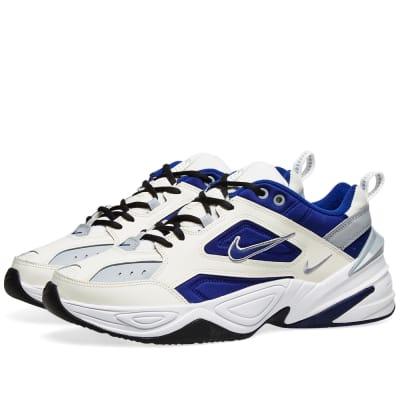 low priced de630 df7fd Nike M2K Tekno Sail, Blue, Grey   White
