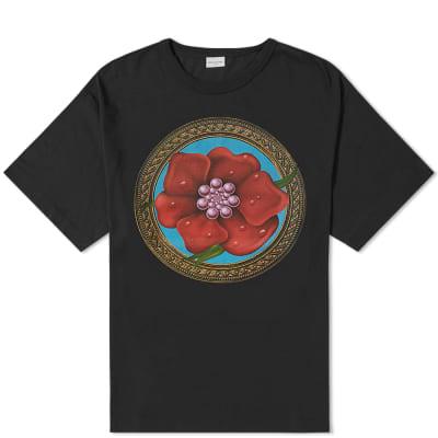 Dries Van Noten Flower Print Tee