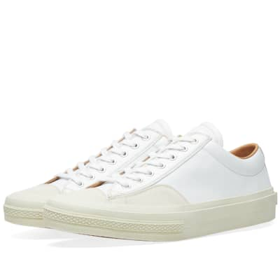 52f223da30c211 Dries Van Noten Leather Sneaker ...