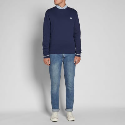 Fred Perry Crew Sweat