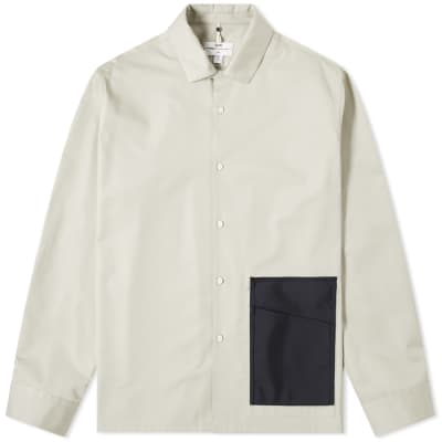 OAMC Noise Contrast Pocket Shirt Jacket