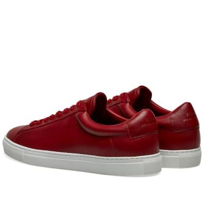 Zespa 4 HGH Leather Sneaker
