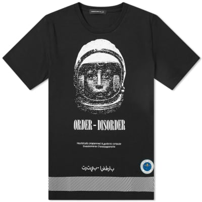 Undercover Space Tee