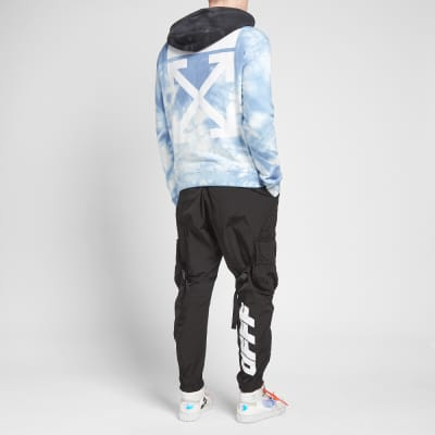 """END. x Off-White """"CHEMICAL WASH"""" Crew Sweat"""