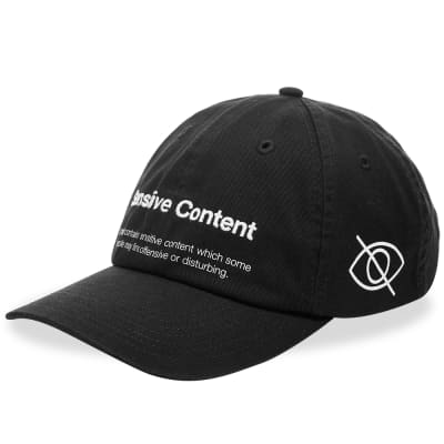 Palm Angels Sensitive Content Cap