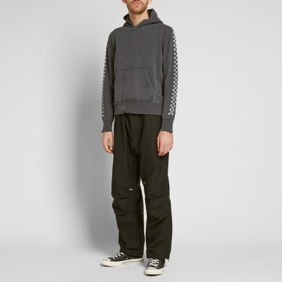 Remi Relief Checkerboard Taped Hoody