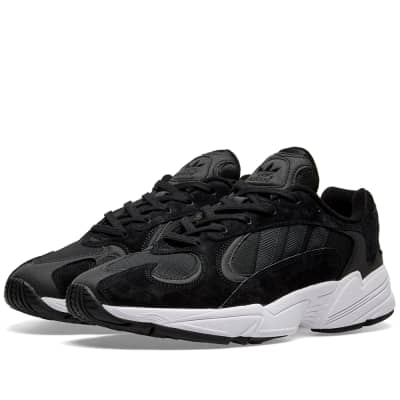 Adidas Yung 1 Core Black   White cb7075bb53