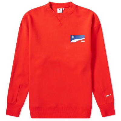 Puma x ADER error Crew Sweat ... e2a34d0db