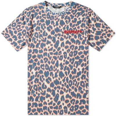 Calvin Klein 205W39NYC Leopard Print Tee
