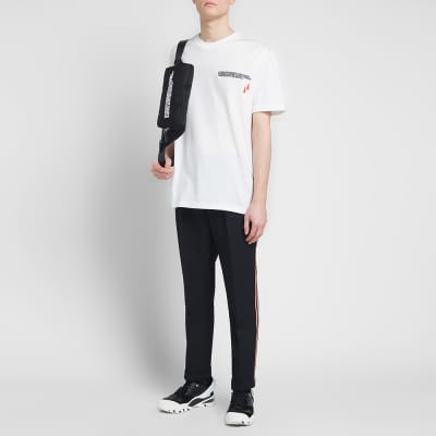 Calvin Klein 205W39NYC Logo Blood Embroidered Tee