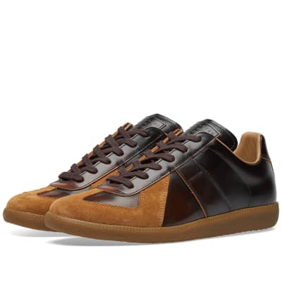 Maison Margiela 22 Brushed Leather Replica Sneaker