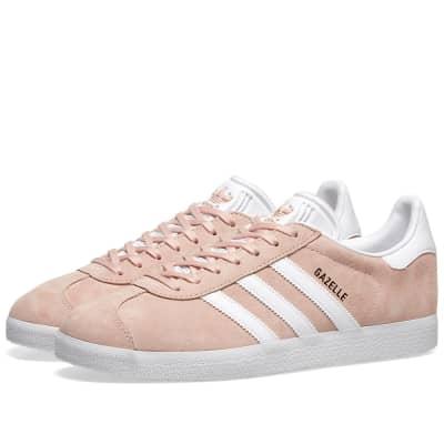the latest b0a97 2f1c7 Adidas Gazelle Vapour Pink   White