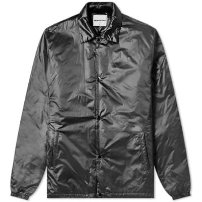844f52451a7d8 MKI Padded Nylon Coach Jacket ...