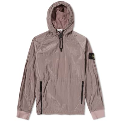 Stone Island Nylon Metal Hooded Smock
