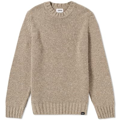 Edwin Dock Crew Knit