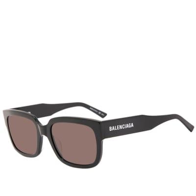 Balenciaga Flat Sunglasses