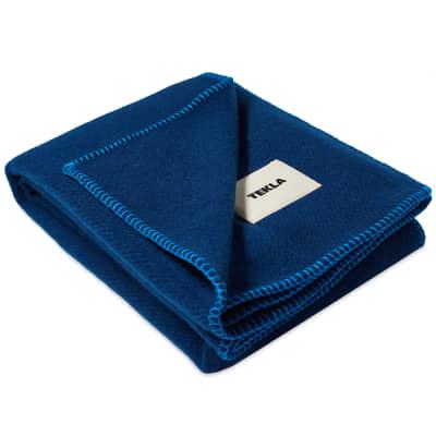 Tekla Fabrics Pure New Wool Blanket