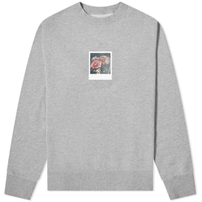 Uniform Experiment x Araki Polaroid Crew Sweat