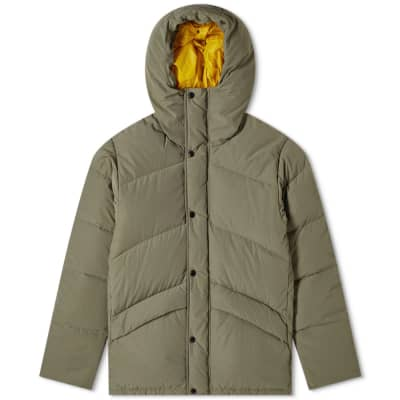 Woolrich Outdoors Snow Patrol Down Parka
