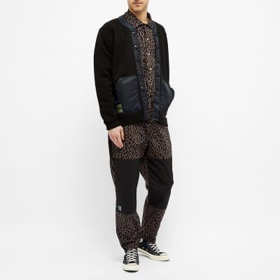 FLAGSTUFF Leopard Shirt