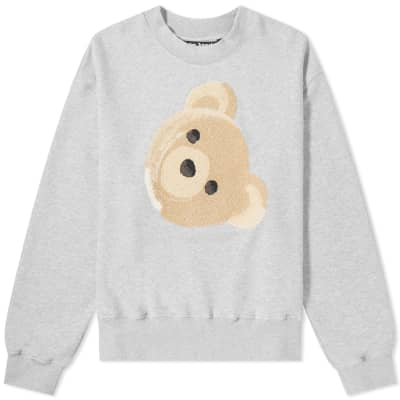Palm Angels Big Bear Crew Sweat