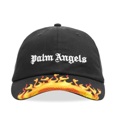 Palm Angels Burning Cap
