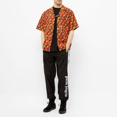 Palm Angels Burning Vacation Shirt