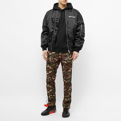 Palm Angels Camo Taped Track Pant