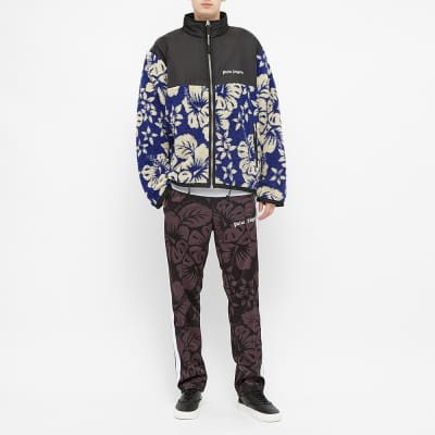Palm Angels Hawaiian Pile Jacket
