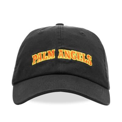 Palm Angels New College Logo Cap