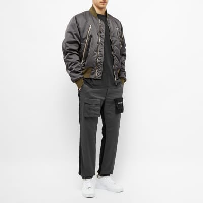 Palm Angels Two Tone Cosy Pant
