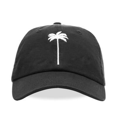 Palm by Palm Angels Logo Baseball Cap