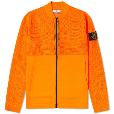 Stone Island Fluo Knit Sweat