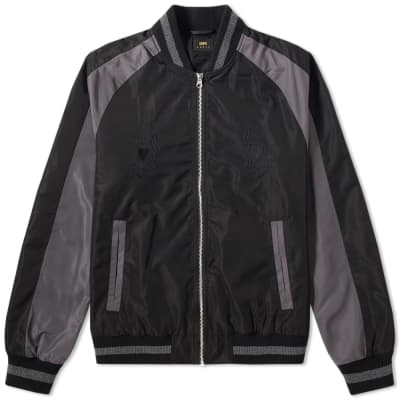 Edwin Souvenir Bomber Jacket