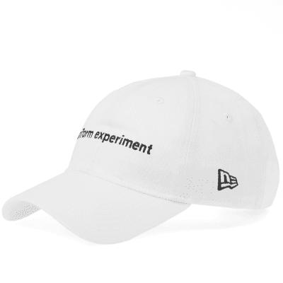 Uniform Experiment x New Era 9Twenty Logo Cap