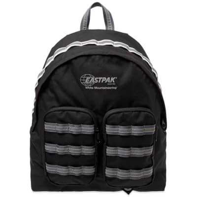 5dcc4898f3bc Eastpak x White Mountaineering Doubl R Backpack ...