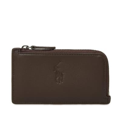 aca32818f7f Polo Ralph Lauren Zip Around Camo Skull Card Case ...
