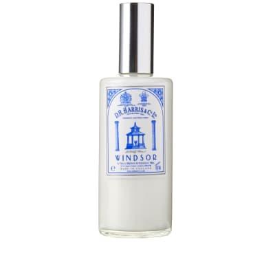 D.R. Harris & Co. Windsor Aftershave Milk Dispenser