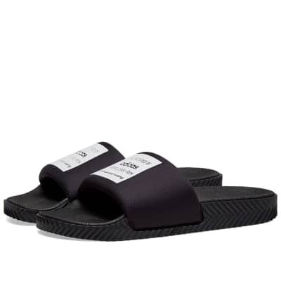 info for cdab1 df0fc Adidas Consortium by Alexander Wang AW Adilette ...