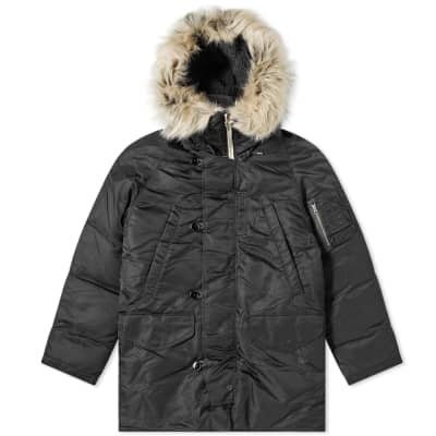 Nanamica Harbor Down Coat